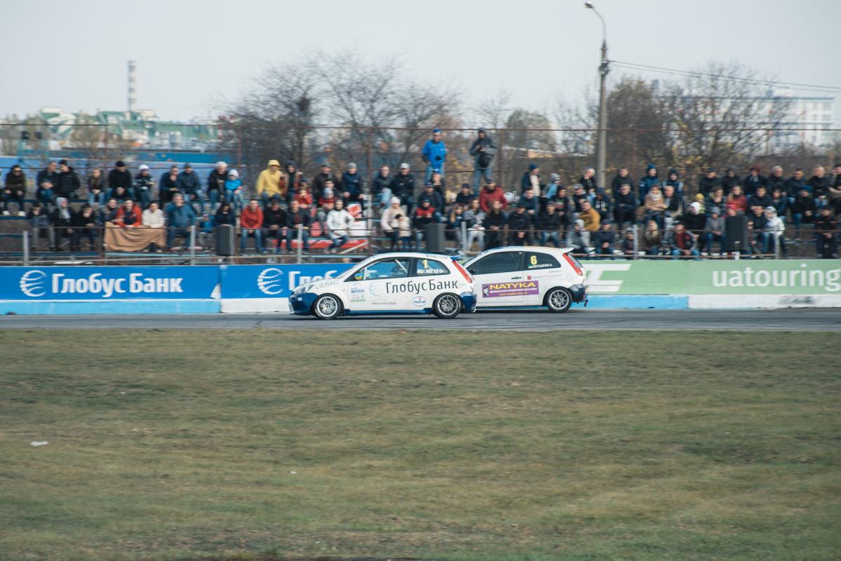 Ukrainian Touring Championship