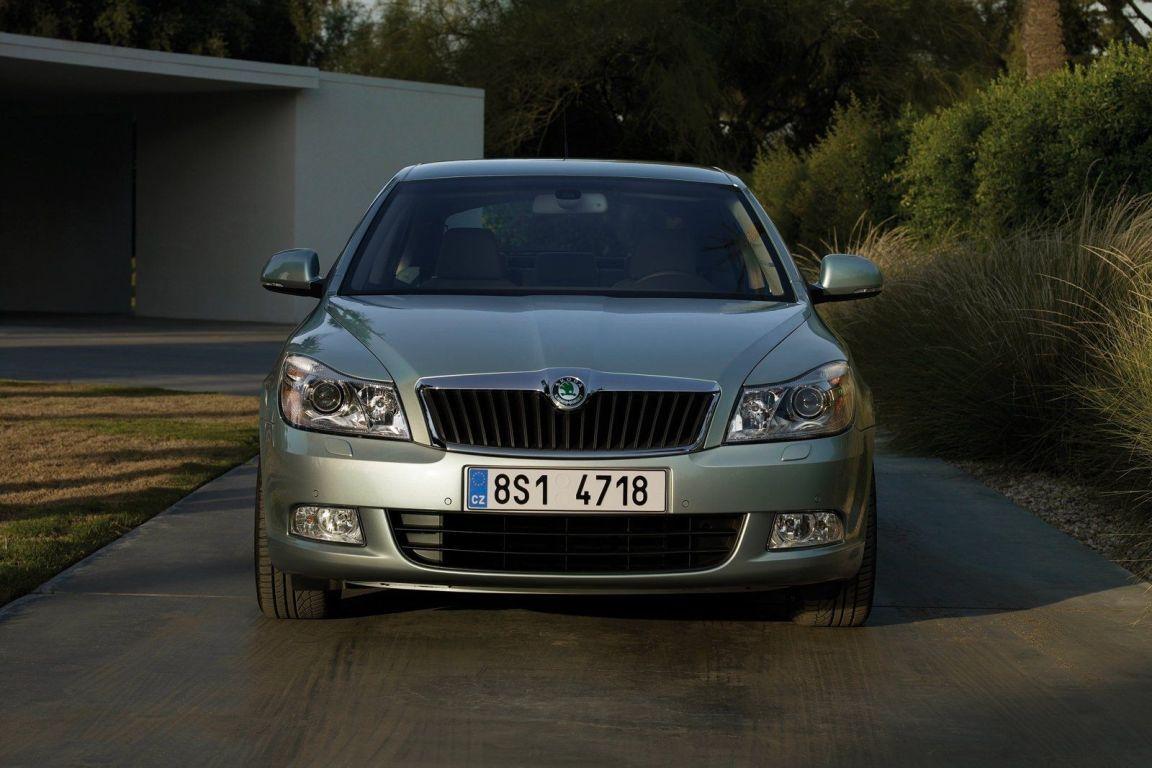 Octavia A5 facelift