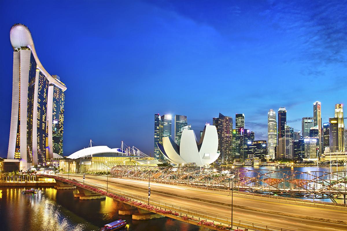Дороги Сингапура