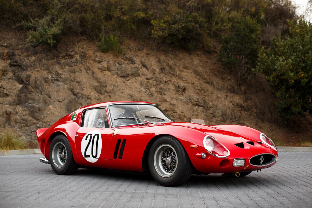 Ferrari 250 GTO Series I