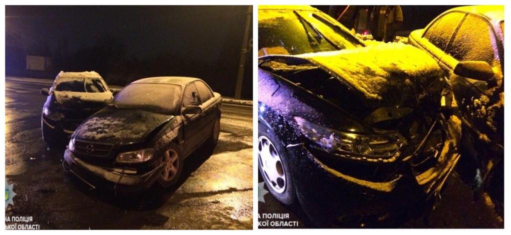 Пьяный водитель устроил ДТП в Тернополе