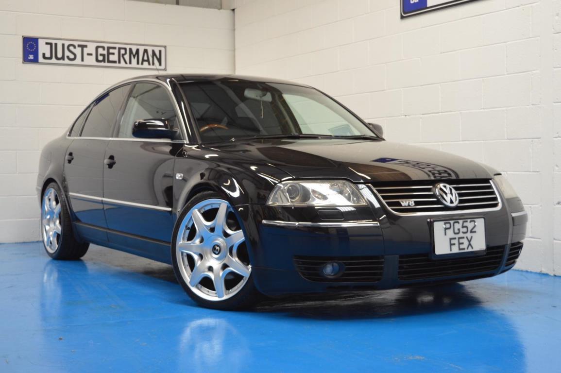 Volkswagen Passat B5 W8
