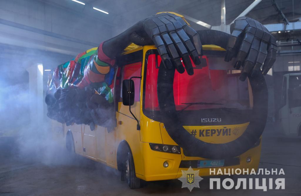 """""""Автобус-призрак"""" выехал на дороги Украины"""