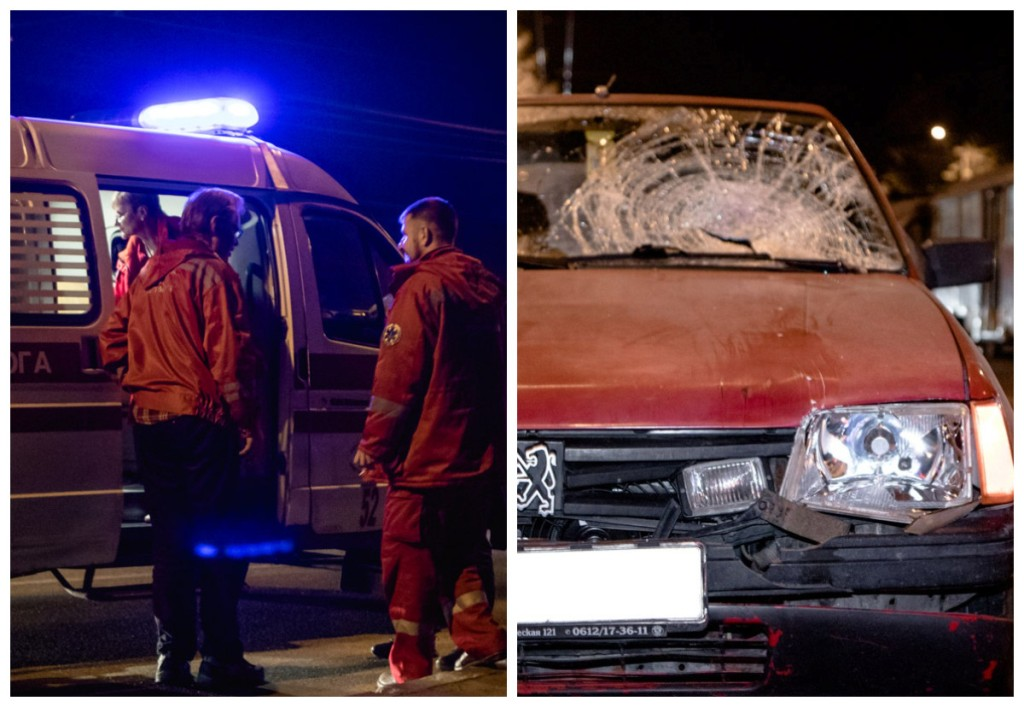 Водитель Peugeot насмерть сбил женщину