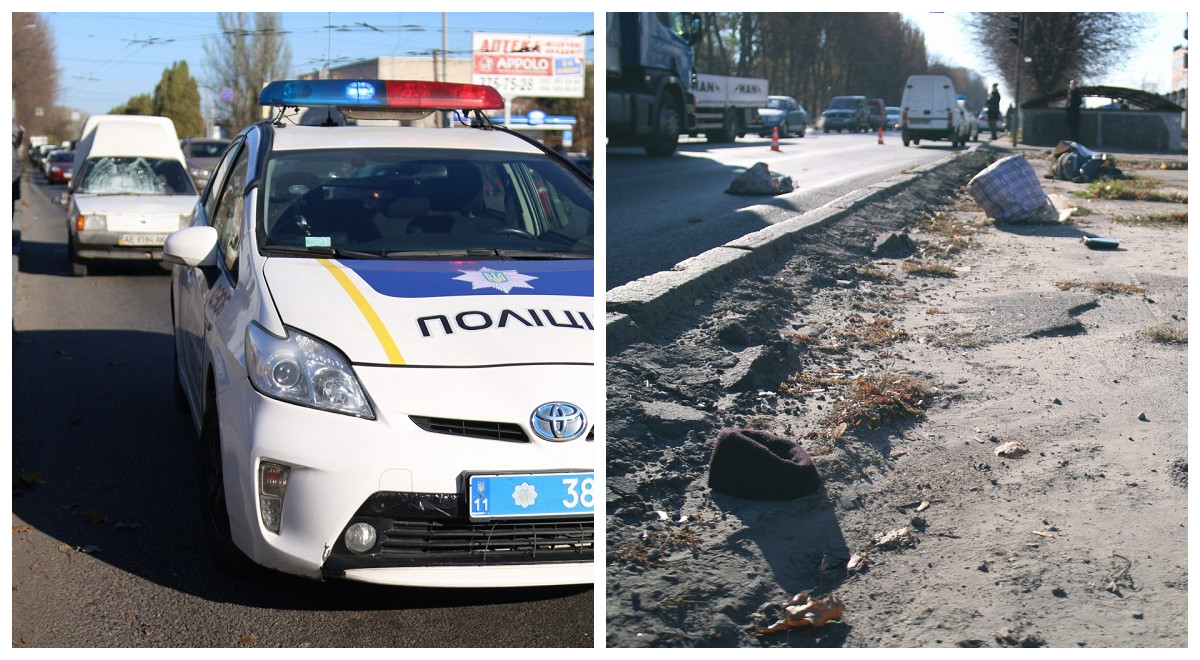 На перекрестке Макарова и Титова насмерть сбили мужчину