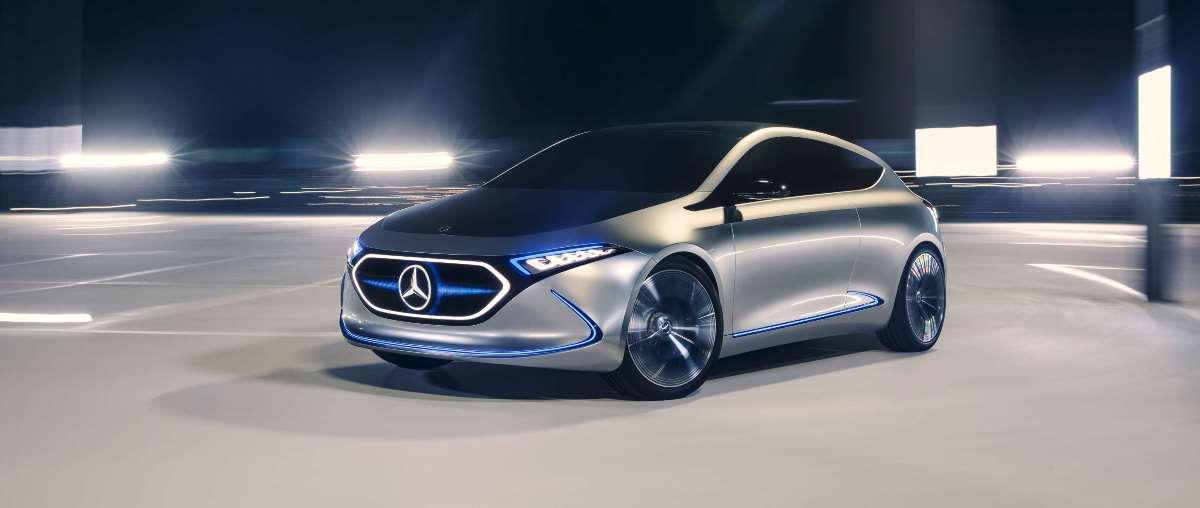 Автомобили Mercedes-Benz будут оснащаться новой спутниковой противоугонкой