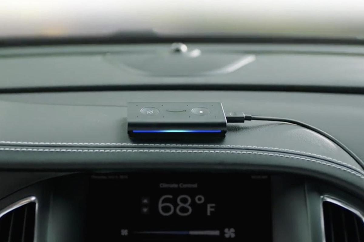 Echo Auto от Amazon