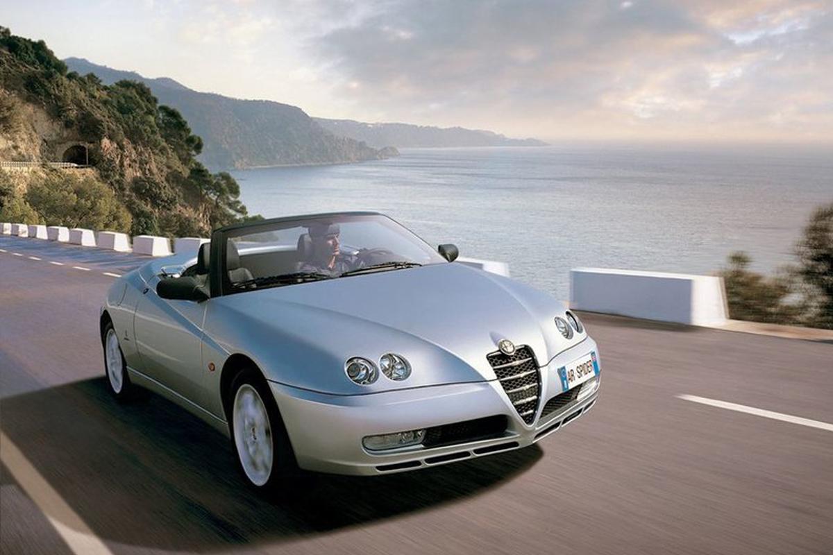 Alfa Romeo Busso V6 12V