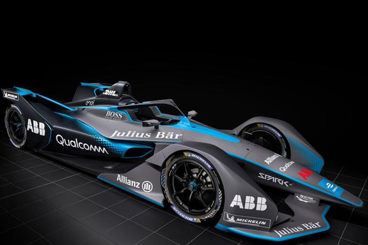 Formula E Battery Pack от McLaren Applied Technologies
