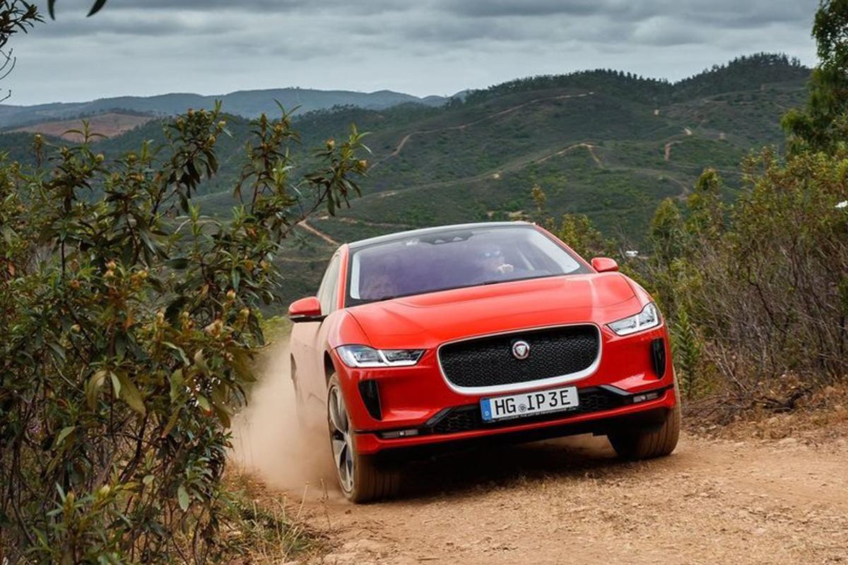 I-Pace от Jaguar