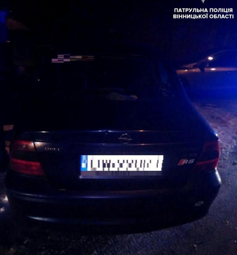 Водитель не только был пьян, а и хамил полицейским