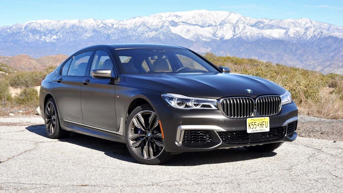 BMW M760Li G11