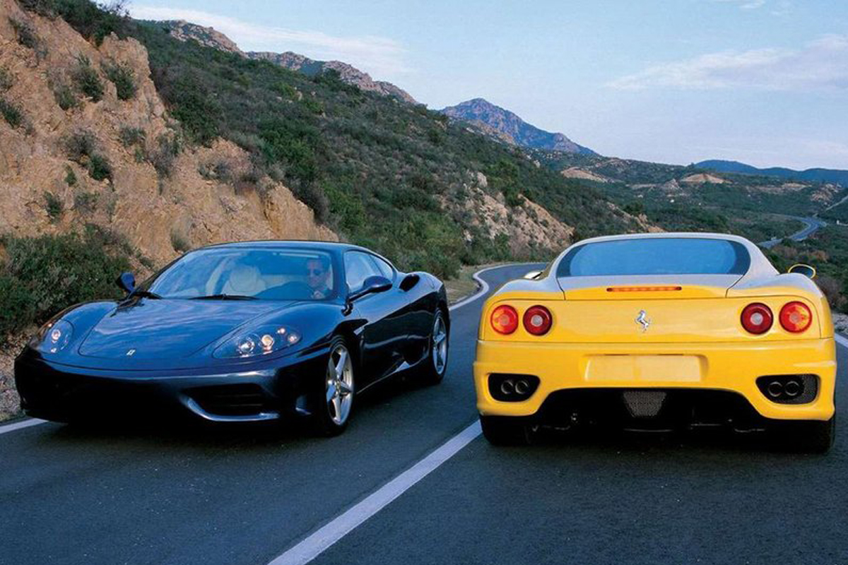 Ferrari 3.6L V8