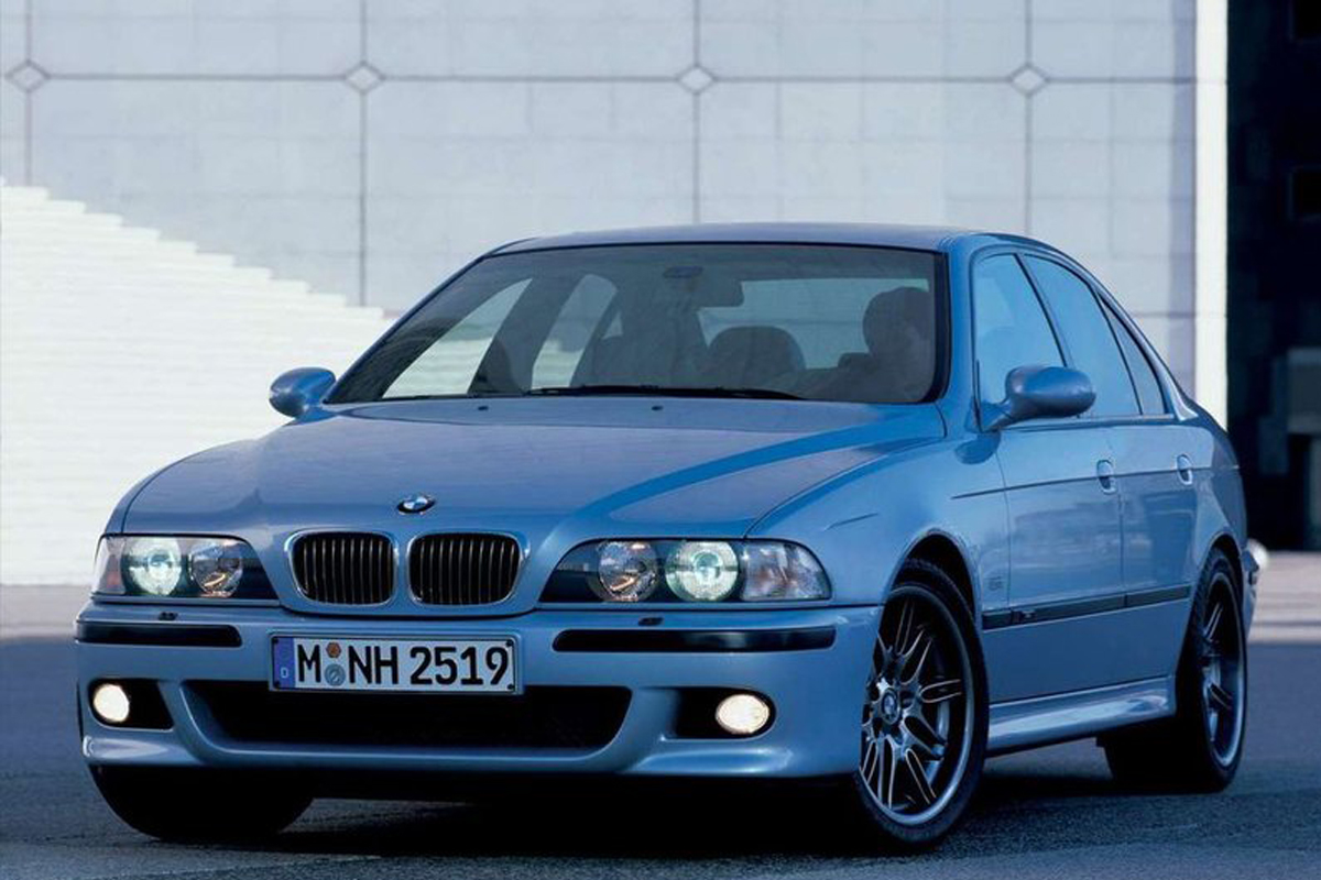 BMW S62