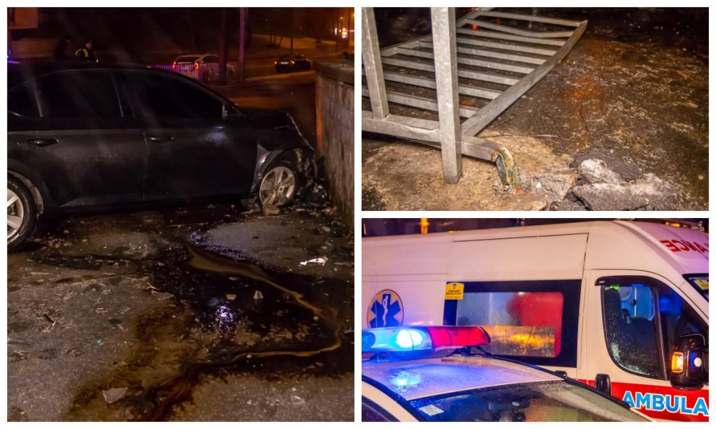 Водитель Skoda попытался покончить жизнь самоубийством