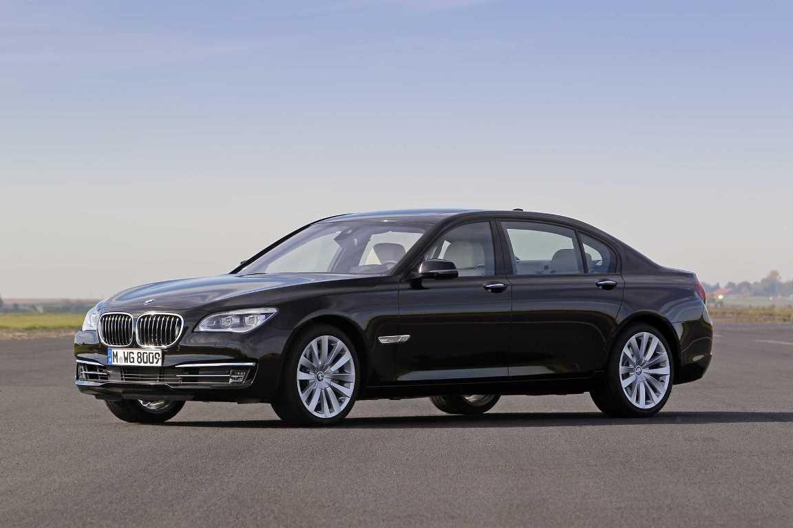 BMW 760Li F01