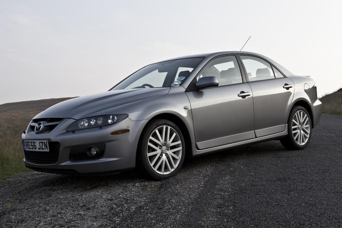 Mazda 6 MPS 2.3 disi Turbo