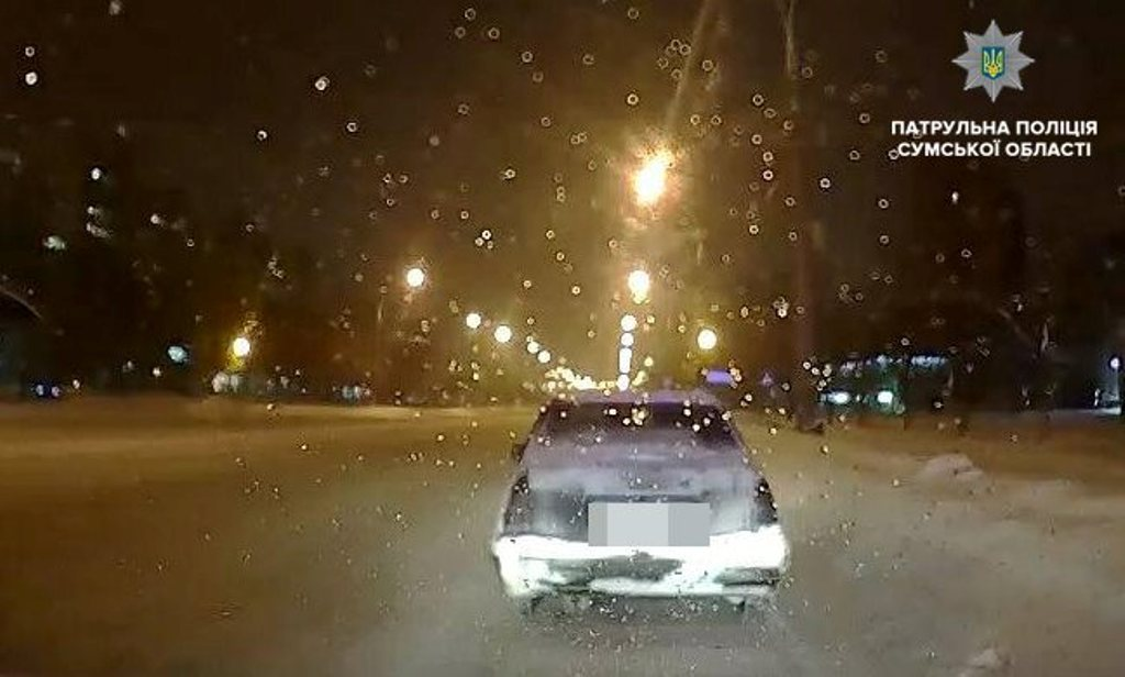 Автомобилем дважды за ночь управляли водители в наркотическом опьянении