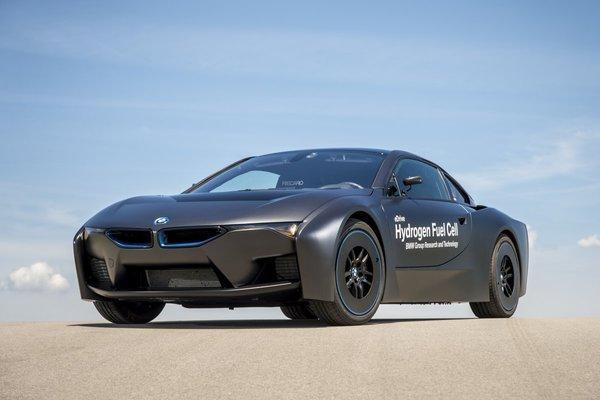 Водородный BMW