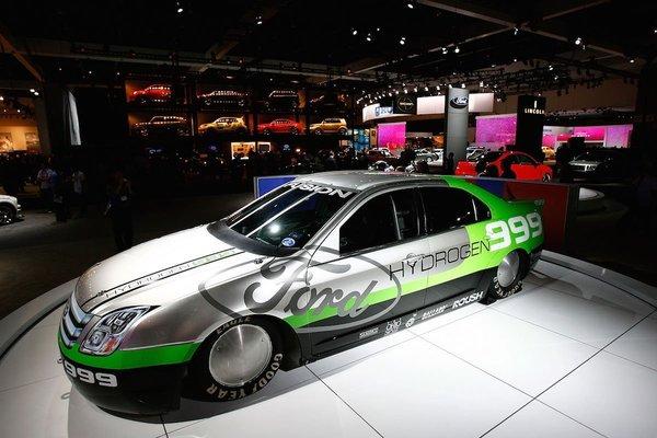 Водородный авто от Ford