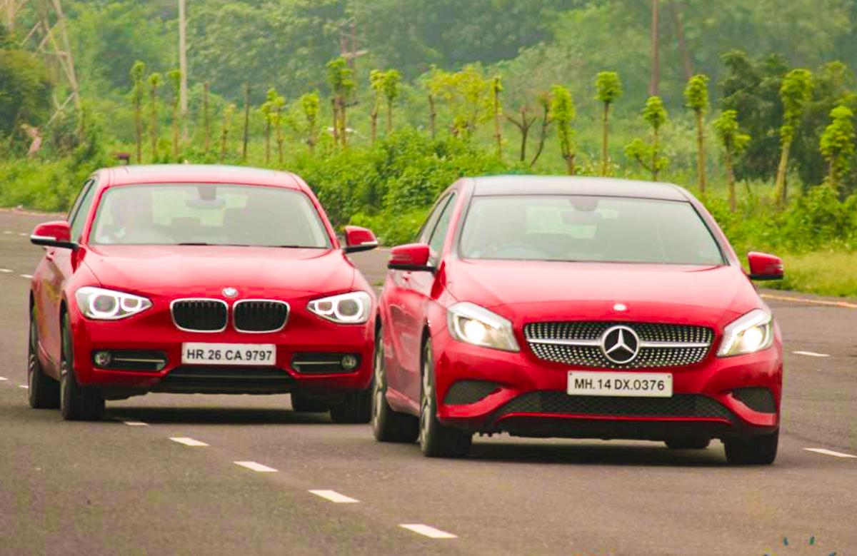 BMW объединится с Mercedes