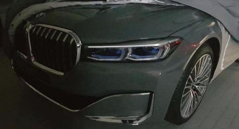 Обновленный BMW 7-series