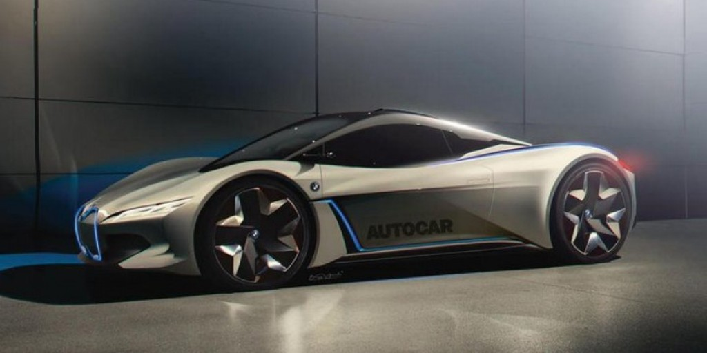 Новый суперкар от BMW