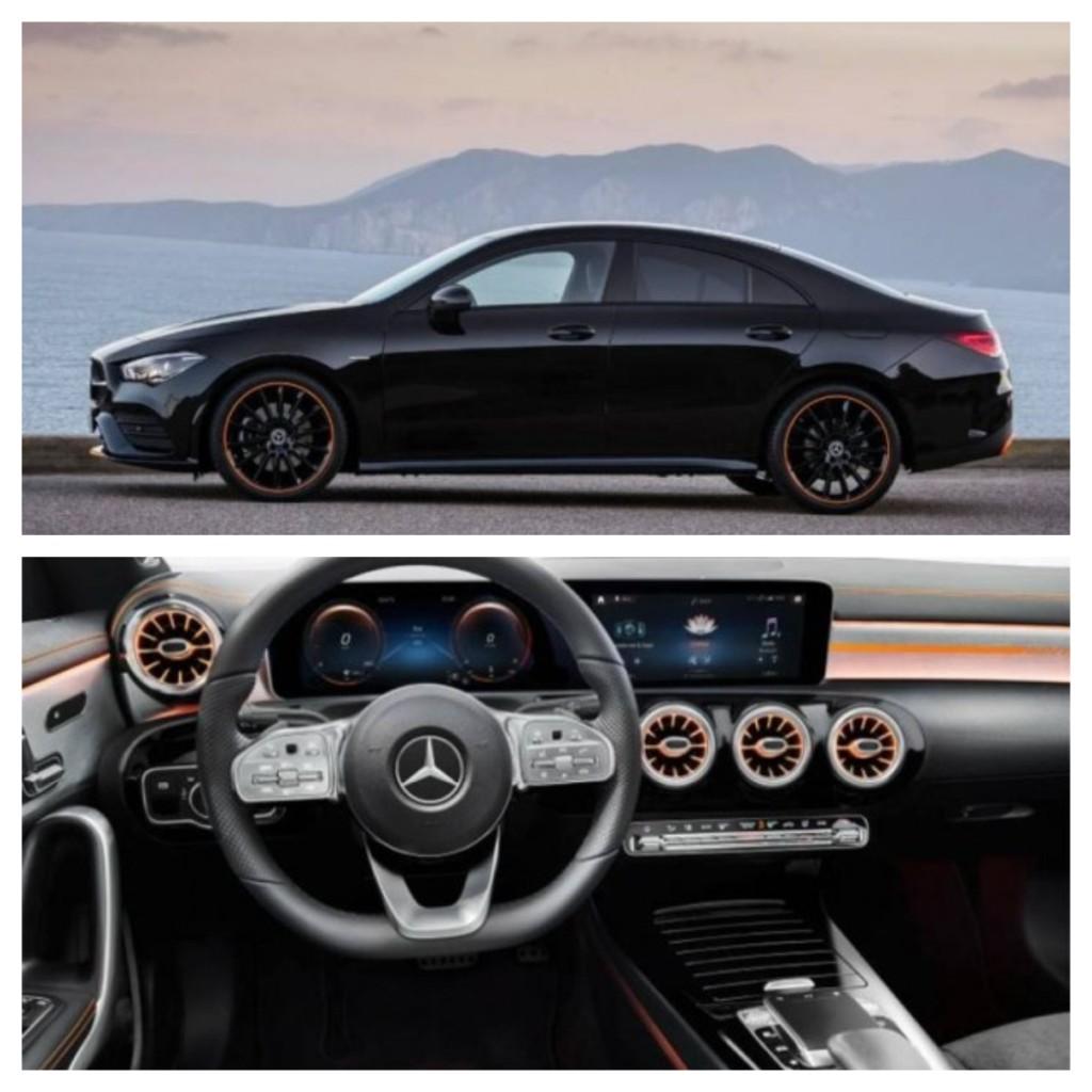 Mercedes-Benz CLA второго поколения