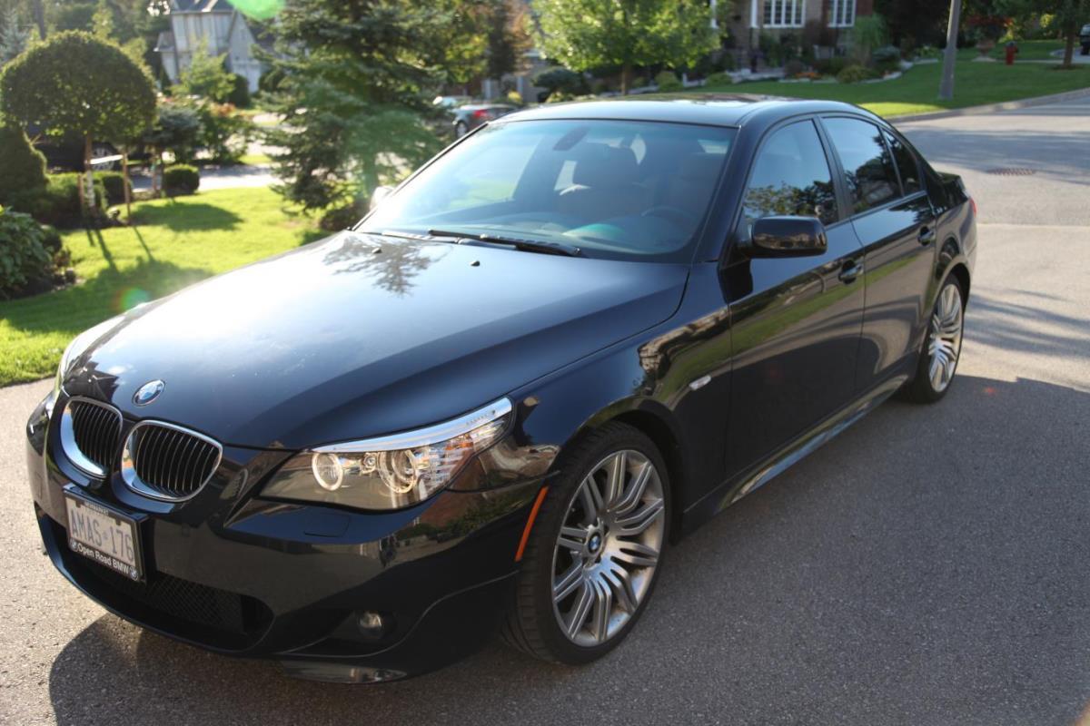 BMW E60 535i 3.0 R6