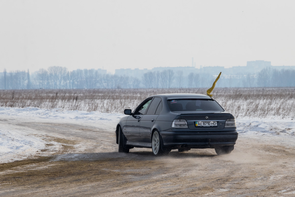 Каждого члена клуба BMW видно издалека