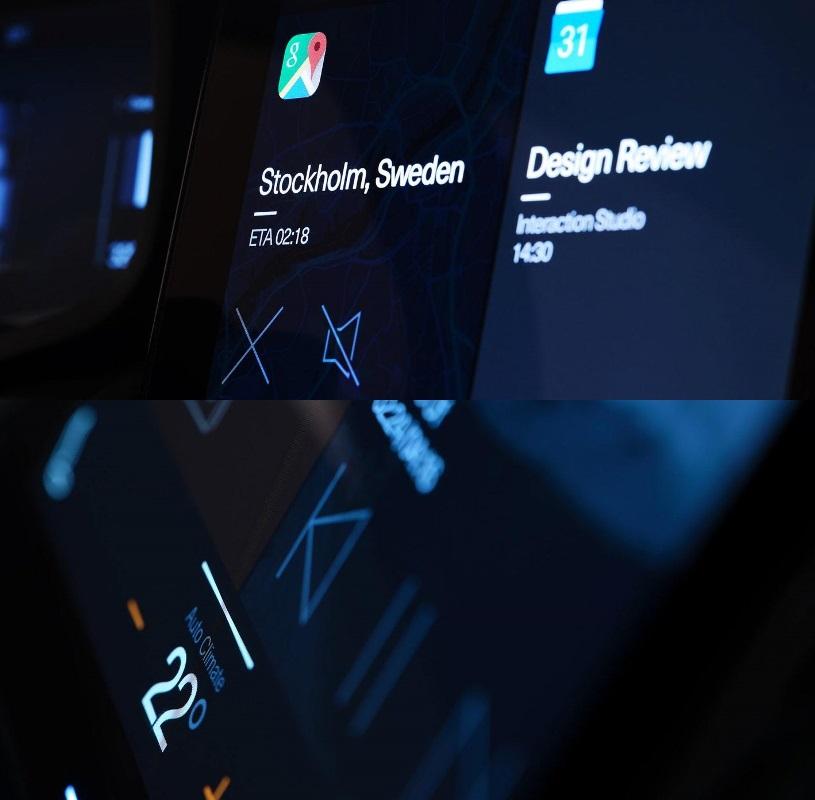 Автомобиль получит операционную систему Android