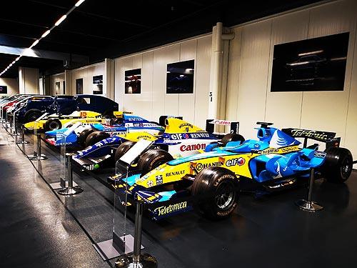 Болиды Формулы-1