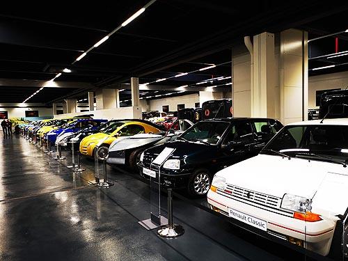 Другие раритеты в Гараже Renault