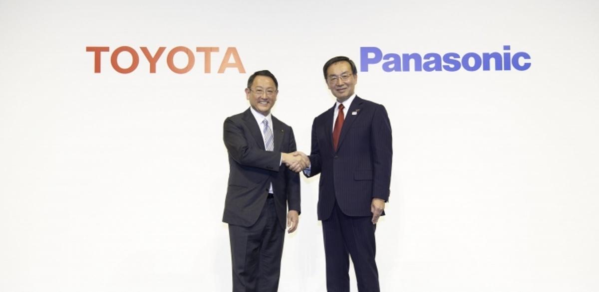 Toyota и Panasonic создадут совместную компанию