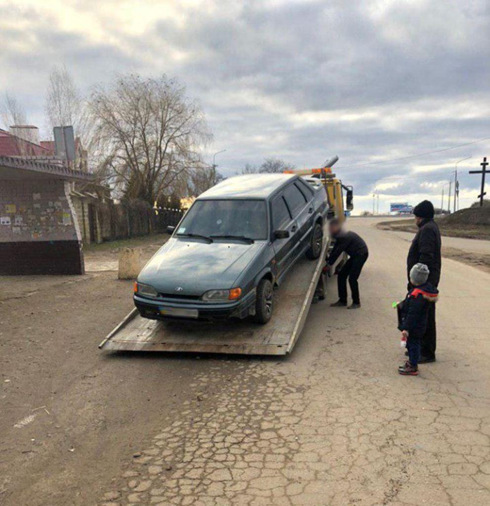 Пьяный водитель предоставлял услуги перевозки