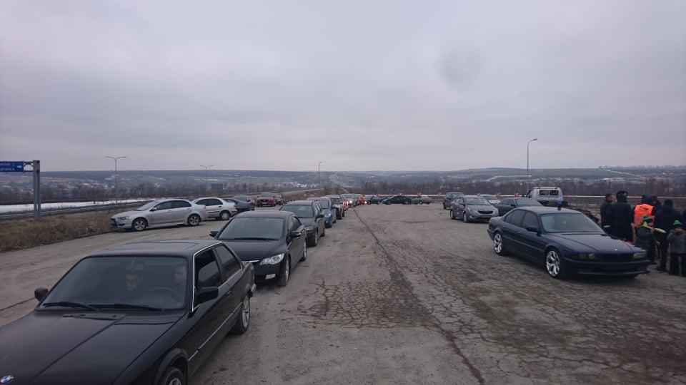 На мероприятие съехались более 60 автомобилей