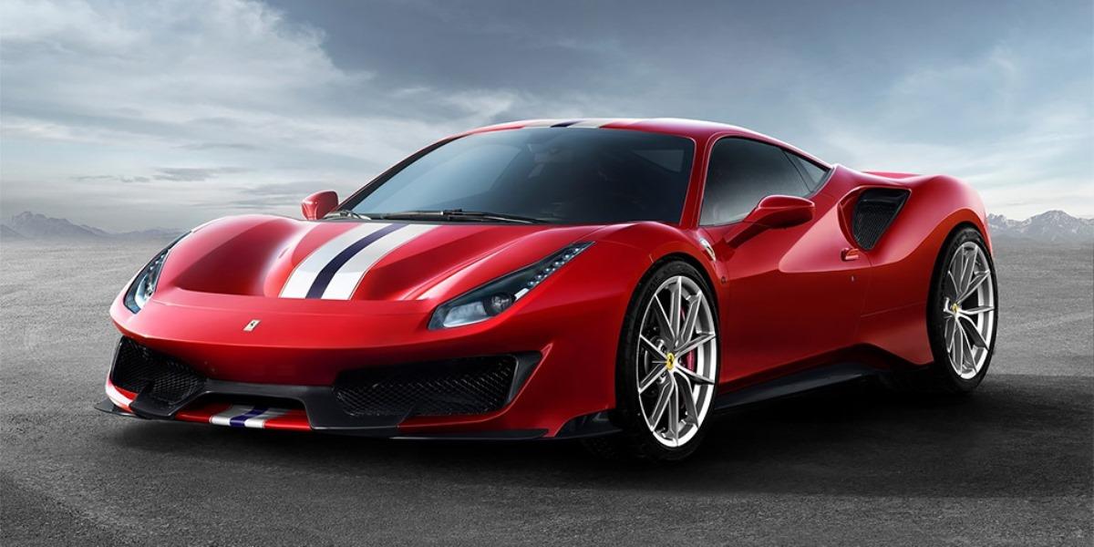Ferrari готовит гибридный суперкар