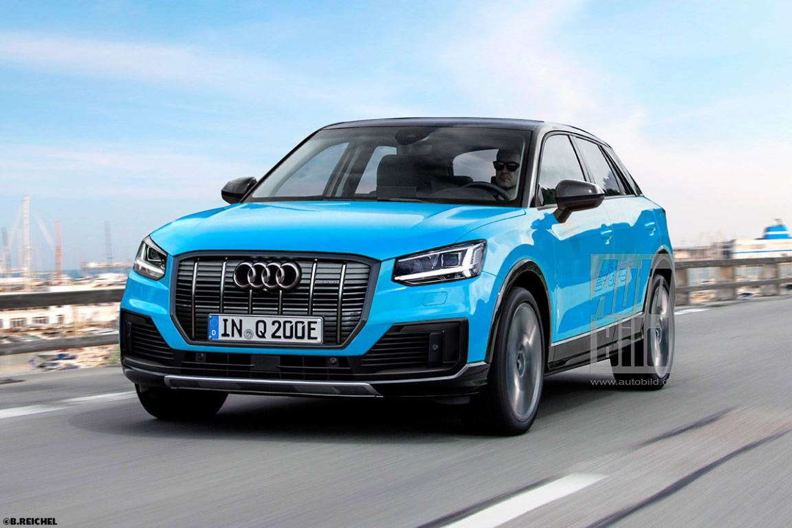 Audi eQ2