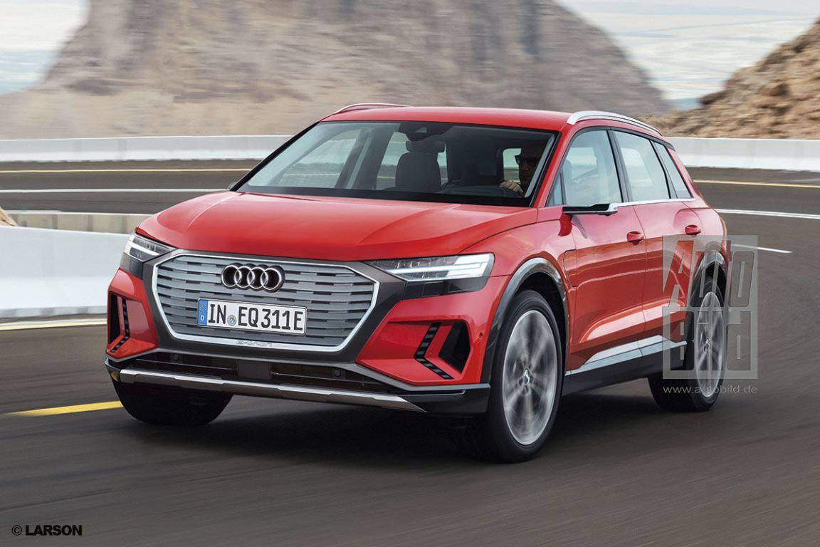 Audi eQ3