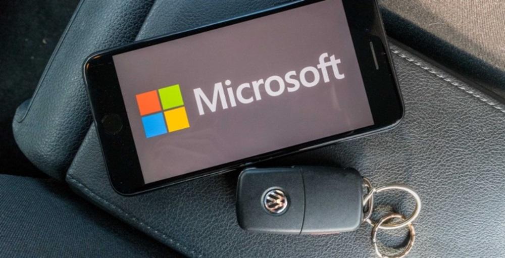 Volkswagen начинает серьезное сотрудничество с Microsoft