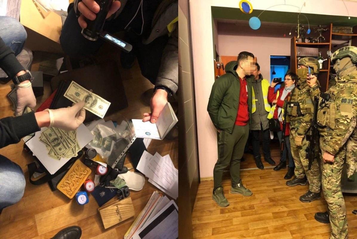 Мошенников задержали в Одессе