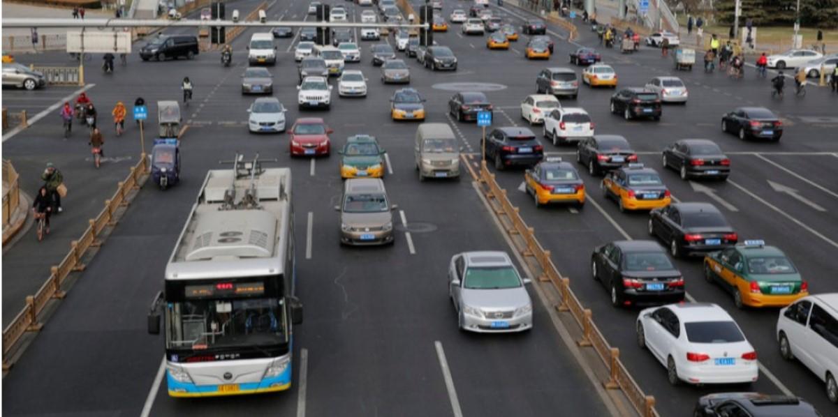 Китай готовится построить технологичную дорогу