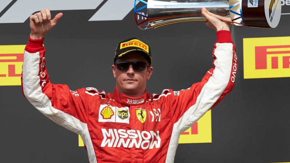 Победа Райкконена в Остине в 2018 году стала его первой после Гран-При Австралии 2013 года