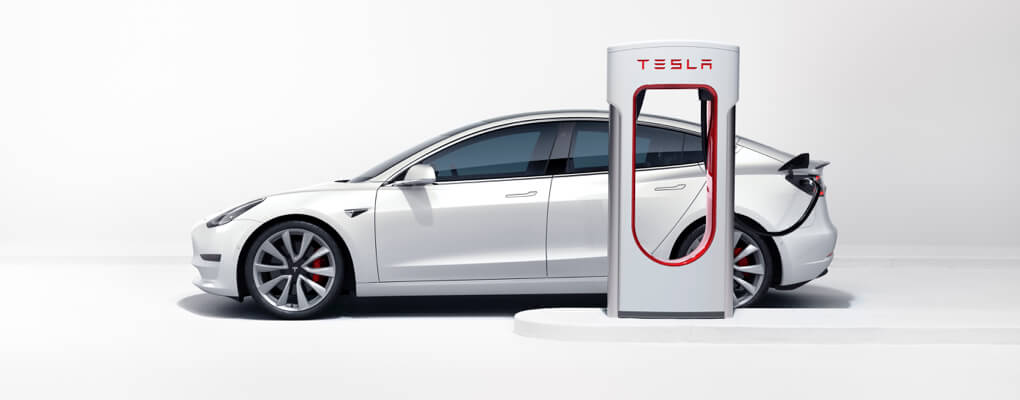 Volkswagen будет использовать батареи Tesla