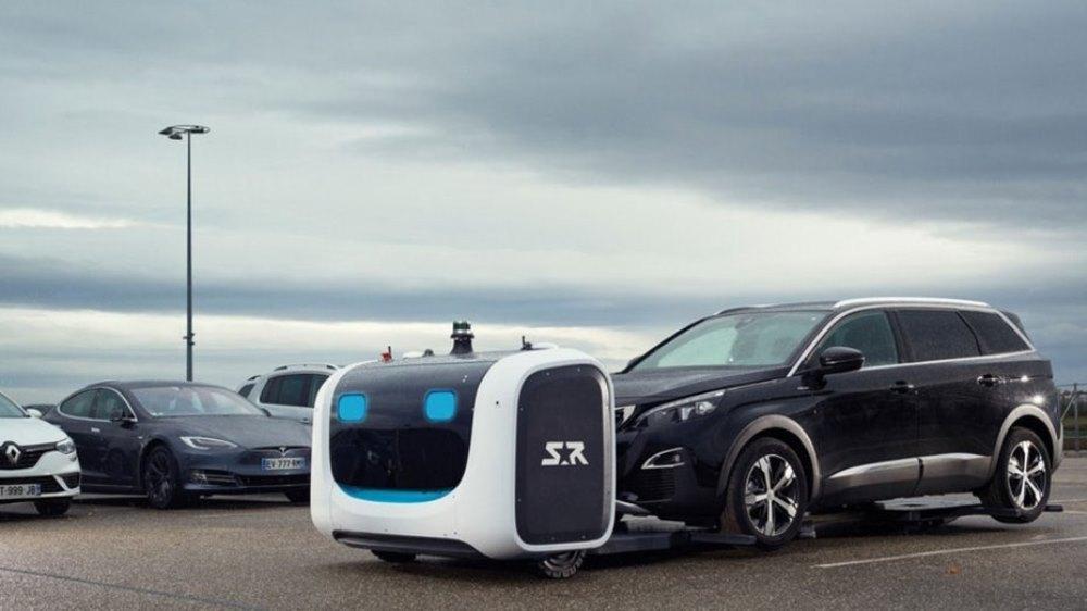 Парковочные роботы