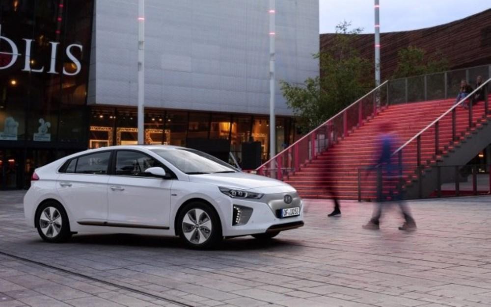 Hyundai готовит собственную платформу для электрокаров