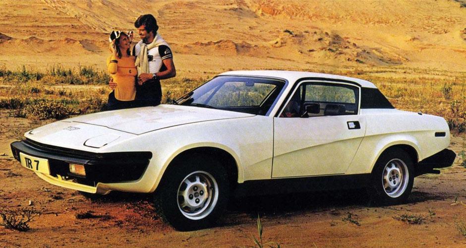 1975-81 Triumph TR7