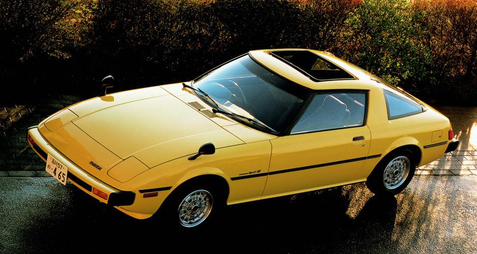 1979-85 Mazda RX-7