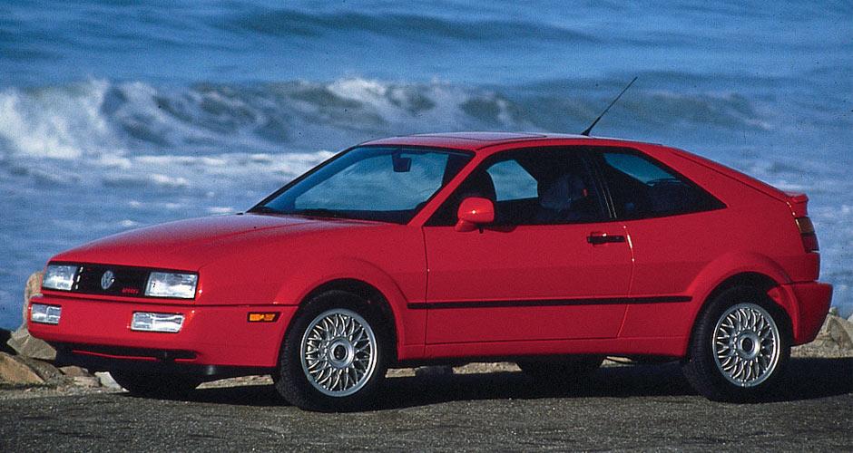 1990-94 Volkswagen Corrado