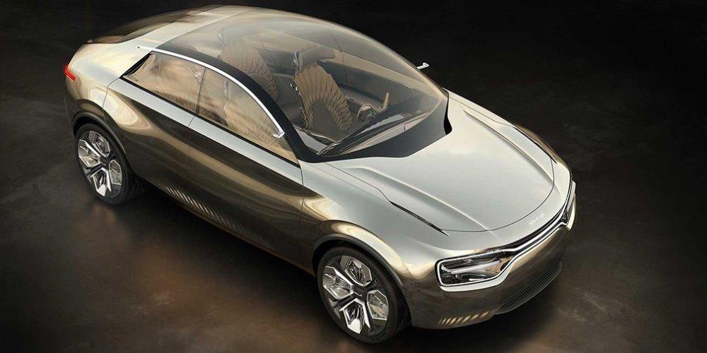 Новый концепт-кар Kia